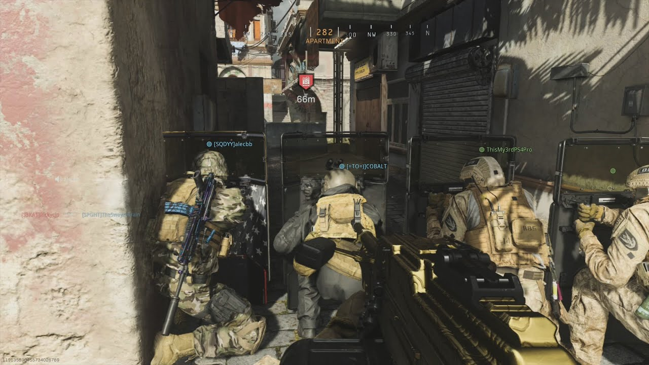Extreme Camping In Spawn With 3 PS4's In Modern Warfare (Episode 10)