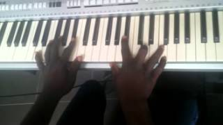 NIGERIA HIGHLIFE MAKOSSA GOSPEL PIANO TUTORIAL