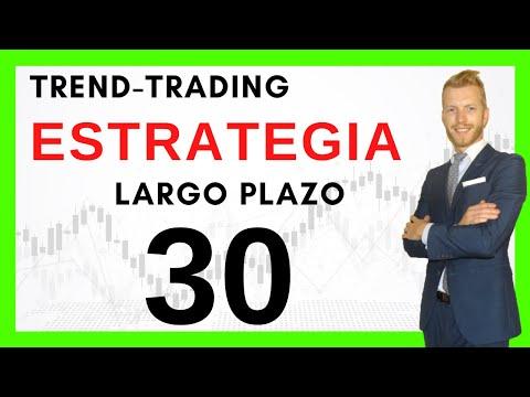 Estrategias forex a largo plazo