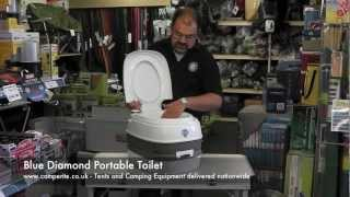 How To : Blue Diamond Portable Toilet