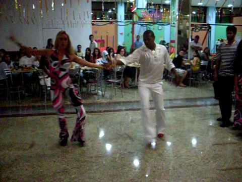 Apresentação Fabio Silva - Centro de Dança Vaueire
