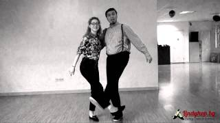 Charleston - Kick the Dog - swing dance lessons by Lindy Hop Bulgaria
