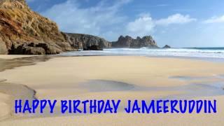 Jameeruddin   Beaches Playas - Happy Birthday