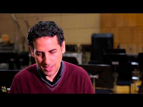 Juan Diego Florez Interview