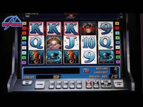 Быстрый выигрыш в автомат Dolphins Pearl. Онлайн казино Crazy Vegas.