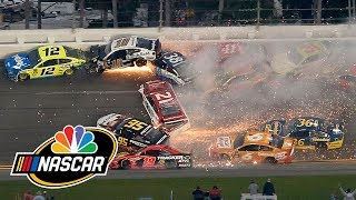 NASCAR Cup Series: Daytona 500 2019 | EXTENDED HIGHLIGHTS | Motorsports on NBC