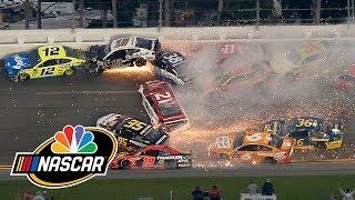 Nascar Cup Series: Daytona 500 2019 | Extended Highlights | Motorsports On Nbc