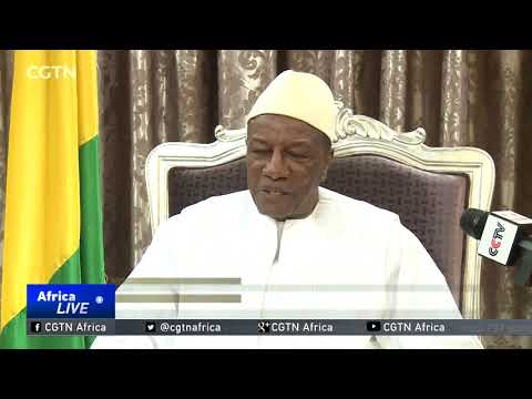 19th CPC National Congress: AU chair Alpha Conde commends China for good leadership