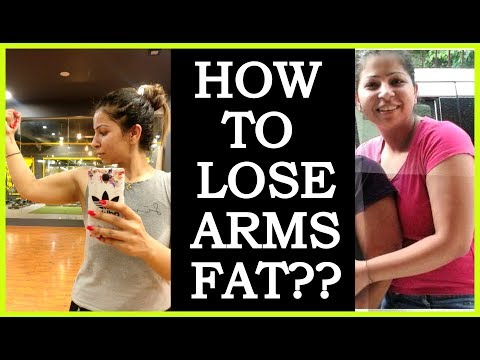 how-to-lose-arm-fat-fast- -easy-exercise-to-get-rid-of-arm-fat-for-beginners- -fat-to-fab