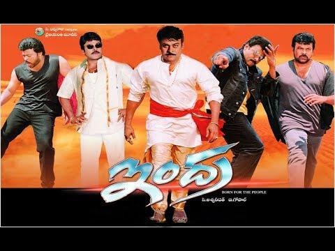 Indra (2002) Full Movie Telugu Chiranjeevi, Aarti Agarwal, Sonali Bendre, B Gopal,  Manisharma