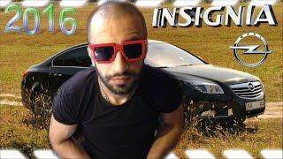Тест драйв OPEL INSIGNIA 2.0 TURBO ДИЗЕЛЬ 2016 БЕЗДОРОЖЬЕ #Автомобили Russian Extreme Funny video