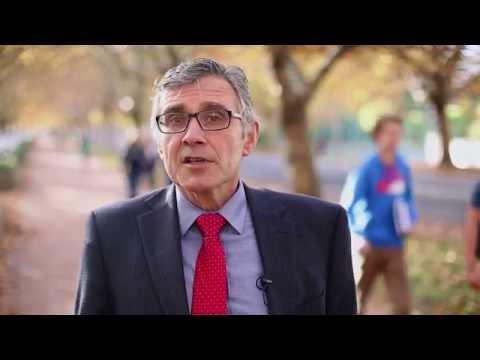 Prof Wim de Villiers: Message to alumni / Boodskap aan alumni