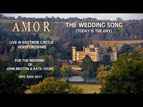 AMOR - The Wedding Song (Live @ Eastnor Castle)