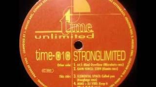 Gain Force - 2209 (Ramin Remix) | Time unlimited