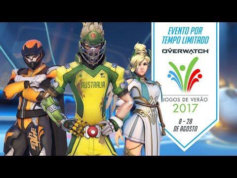 Overwatch | Jogos de Verão 2017 já estão disponíveis; assista ao trailer!