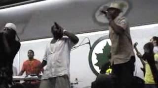 Smif N Wessun- Sound Bwoy Bureill live w/ Jahdan Blakkamoore