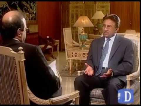 Zaffar Abbas Interviews General Pervez Musharraf – October 2007