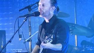 Street Spirit (Fade Out) LIVE Radiohead, FBMA, Tinley Park, 2012