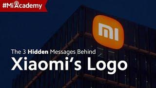 The Hidden Messages Behind Xiaomi's Logo | #MiAcademy