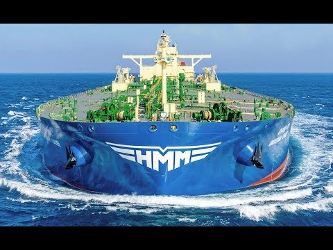 Top 10 Large Modern Tanker Ships