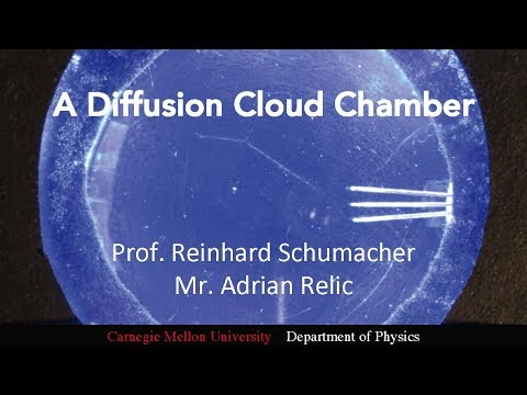 A Diffusion Cloud Chamber