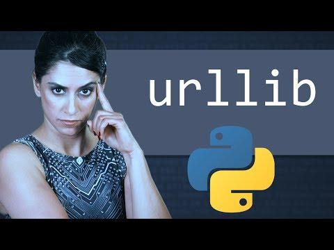 Urllib - GET Requests || Python Tutorial || Learn Python Programming