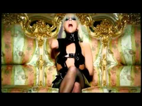 Lady Gaga I like It Rough (video)