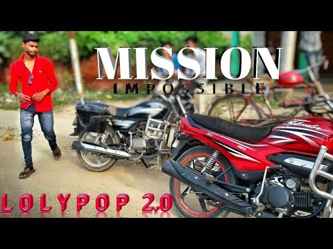 MISSION LOLYPOP🍭 2.0 😂😂