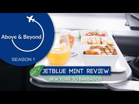New York to Barbados: jetBlue Mint Review