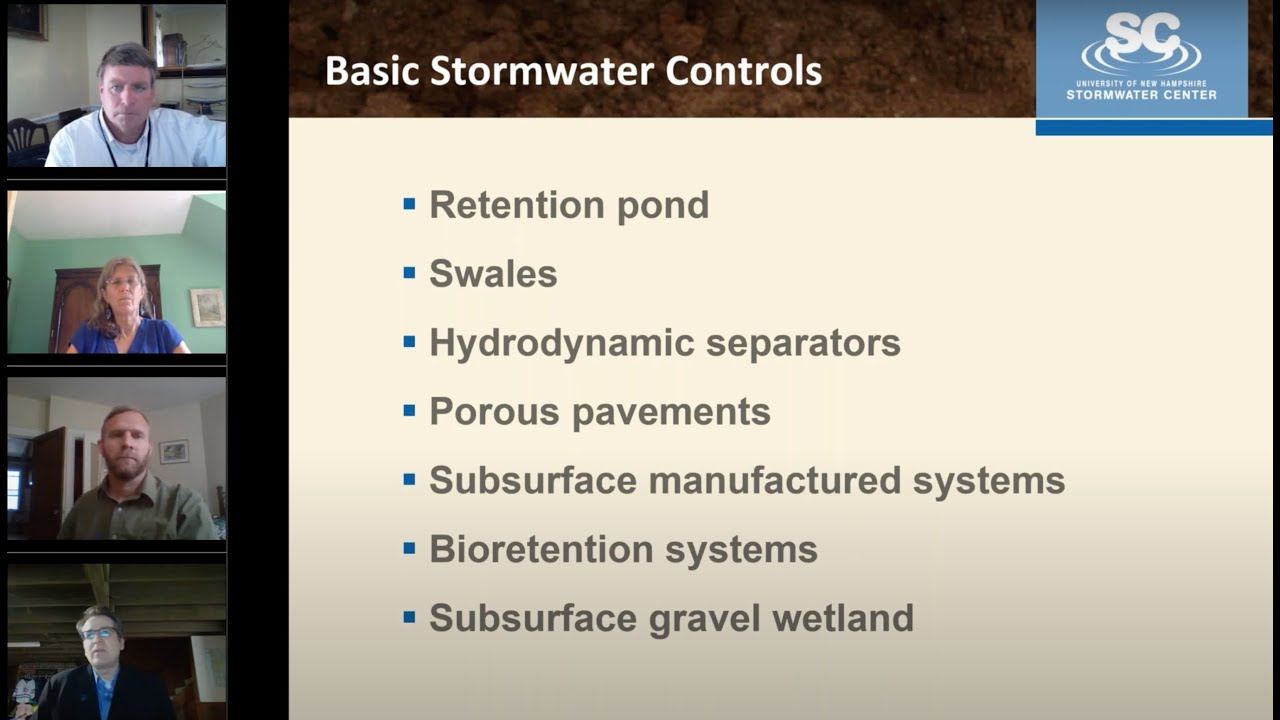 Green Stormwater Infrastructure 101 Training