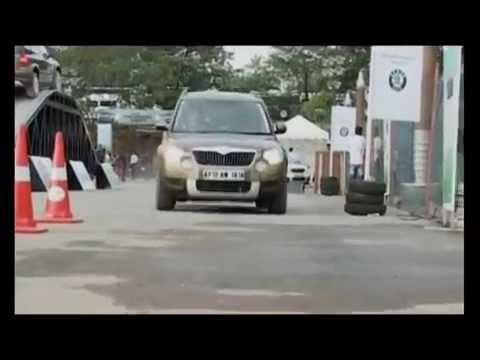 Yeti Performance Drive ABS EBD Test