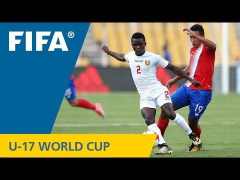 Match 17: Costa Rica v Guinea – FIFA U-17 World Cup India 2017