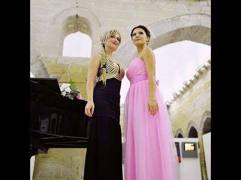 Schubert Ständchen (Serenade) Violeta Arsovska - soprano & Marija Maksimova - piano