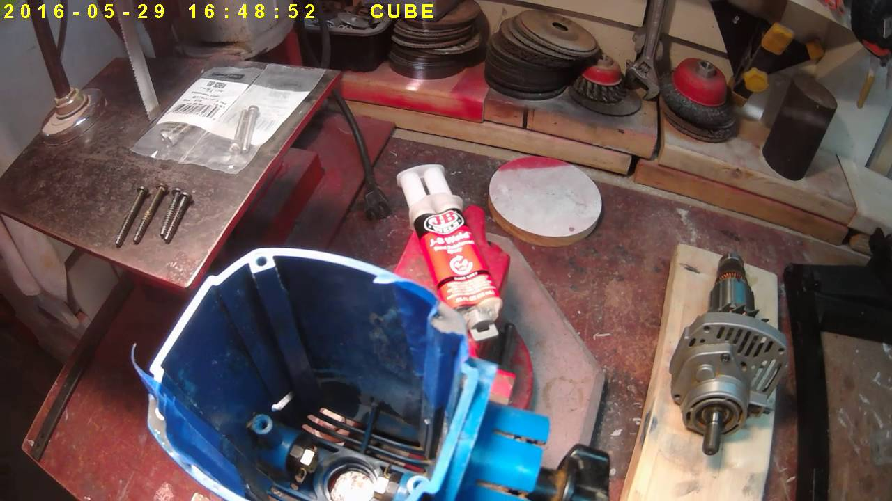 Ryobi Radial Arm Saw Ra 200 Repairing A Product Recall Disaster 1 The Autopsy You