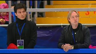 Тренер Сергей Розанов не смог уйти от Евгения Плющенко в ЦСКА