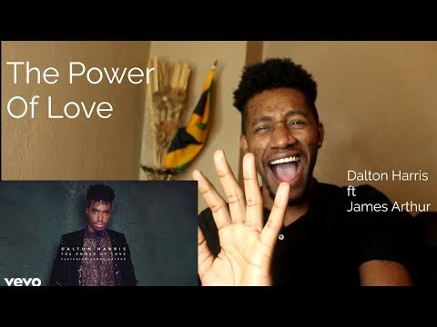 Dalton Harris - The Power Of Love ft James Arthur [REACTION] Mp3
