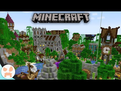 This is what 1200 DAYS at a Minecraft Base Looks Like | The Minecraft Guide (121)