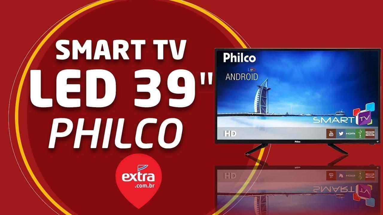 1bbff755bb9d1 Smart TV LED 39