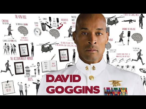 Navy SEAL Explains How to Build Mental Toughness David Goggins