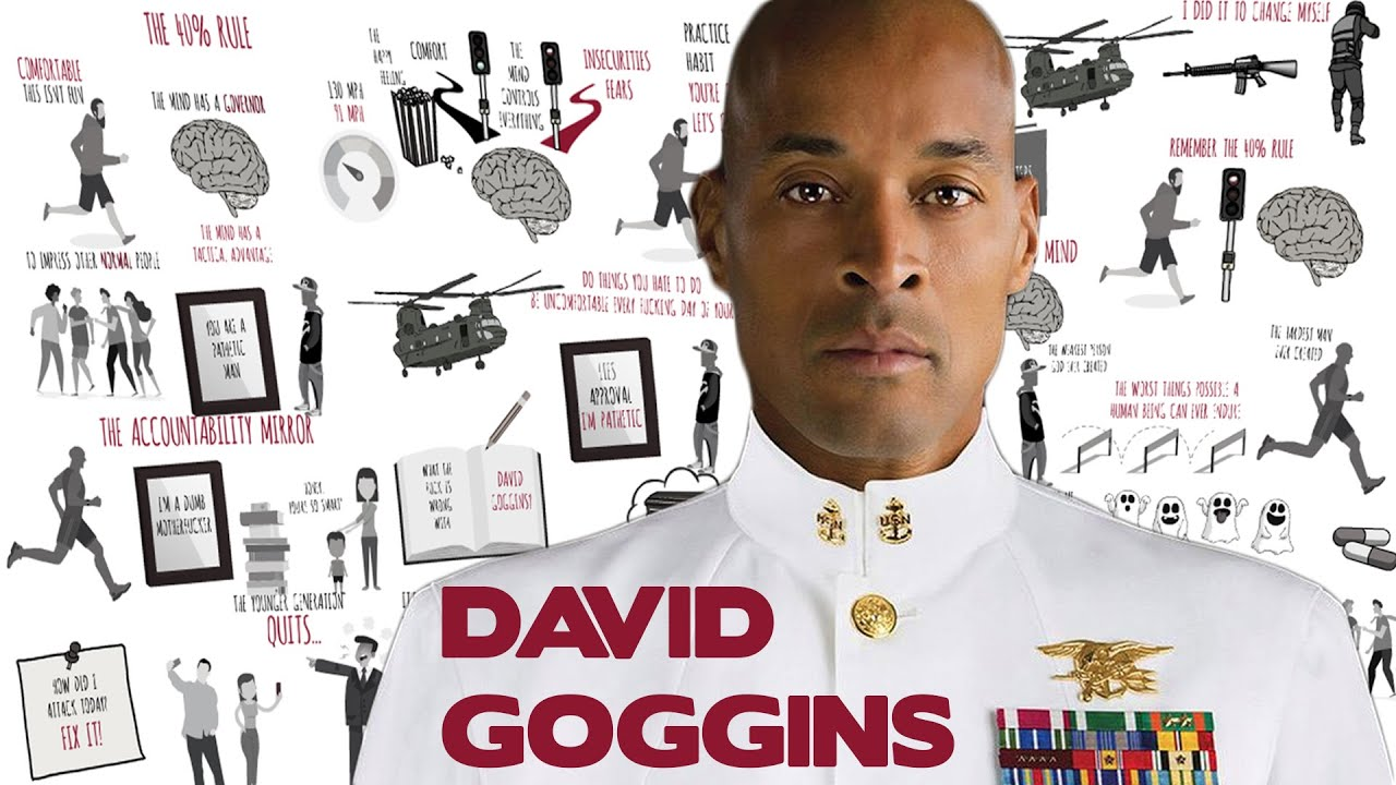 Navy SEAL Explains How to Build Mental Toughness - David Goggins
