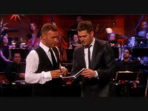 Gary Barlow & Michael Bublé - Rule the World (Audio)