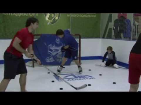 Хоккей с шайбой Олимпийские виды спорта