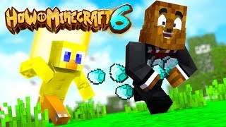 I'm Going to COURT For Stealing Diamonds - How To Minecraft 1.14 SMP #17 | JeromeASF