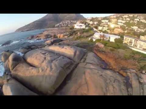 Sandy Bay Dronie