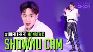 [UNFILTERED CAM] MONSTA X SHOWNU(셔누) 'FANTASIA' 4K | BE ORIG…