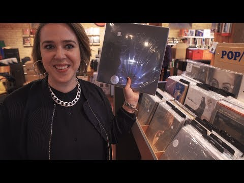 The LP Spree: Serena Ryder | A Record Store. $100. Endless Possibilities