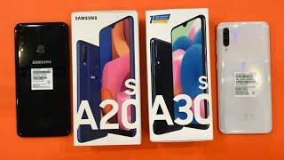 Samsung Galaxy A20s vs Samsung Galaxy A30s
