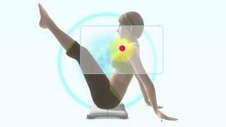 Grounded V - Yoga Exercise - Wii Fit U