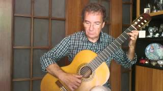 You're My Everthing - Santa Esmeralda (Classical Guitar Arrangement by Giuseppe Torrisi)