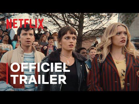 Sex Education | Sæson 3 | Officiel trailer | Netflix